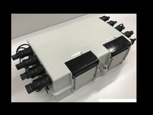 Caixa de Distribuição Óptica Externa Pré-Conectorizada - CDOE-P-Linear
