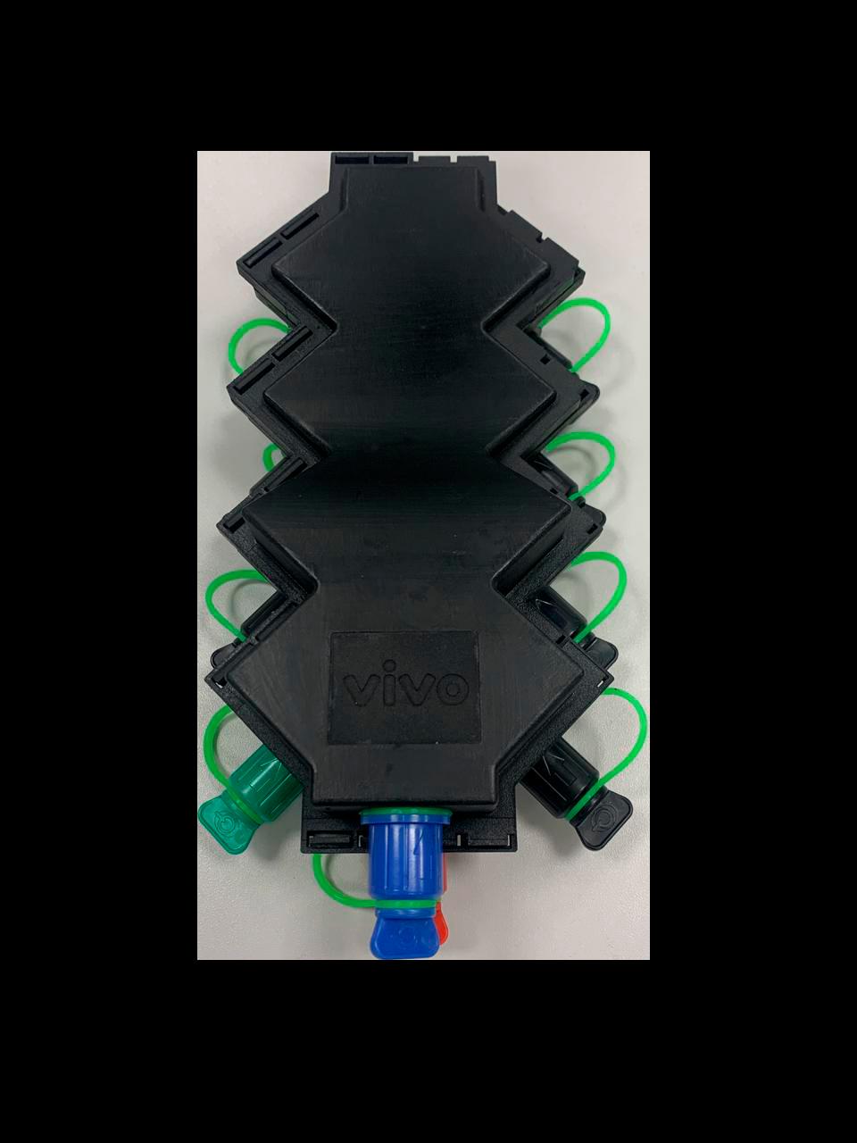 Caixa de Distribuição Óptica Externa Pré Conectorizada Selada - CDOE-PS