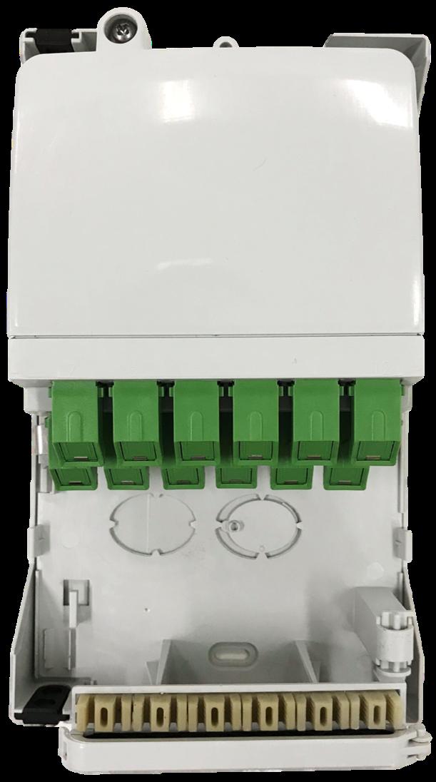 Caixa de Distribuição Óptica Interna 12 - CDOI-12