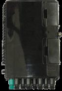 Caixa de Distribuição Óptica Externa Pré-Conectorizada - CDOE-P-Topo